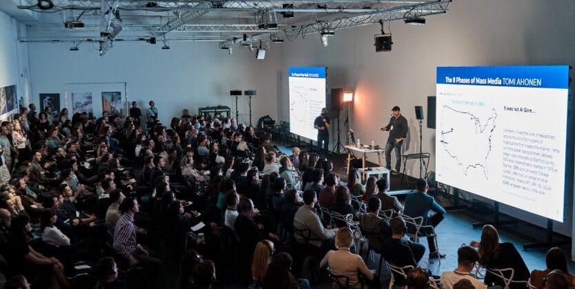 Конференця archiviz 2019