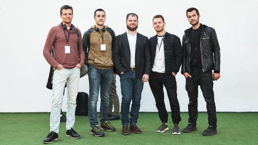 Учасники Archiviz 2019