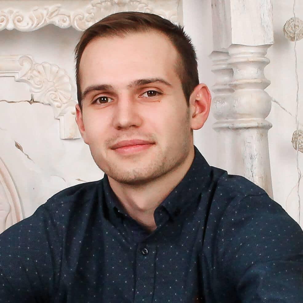 Ментор курсов CGI Bootcamp в Харькове Влад Шабетя