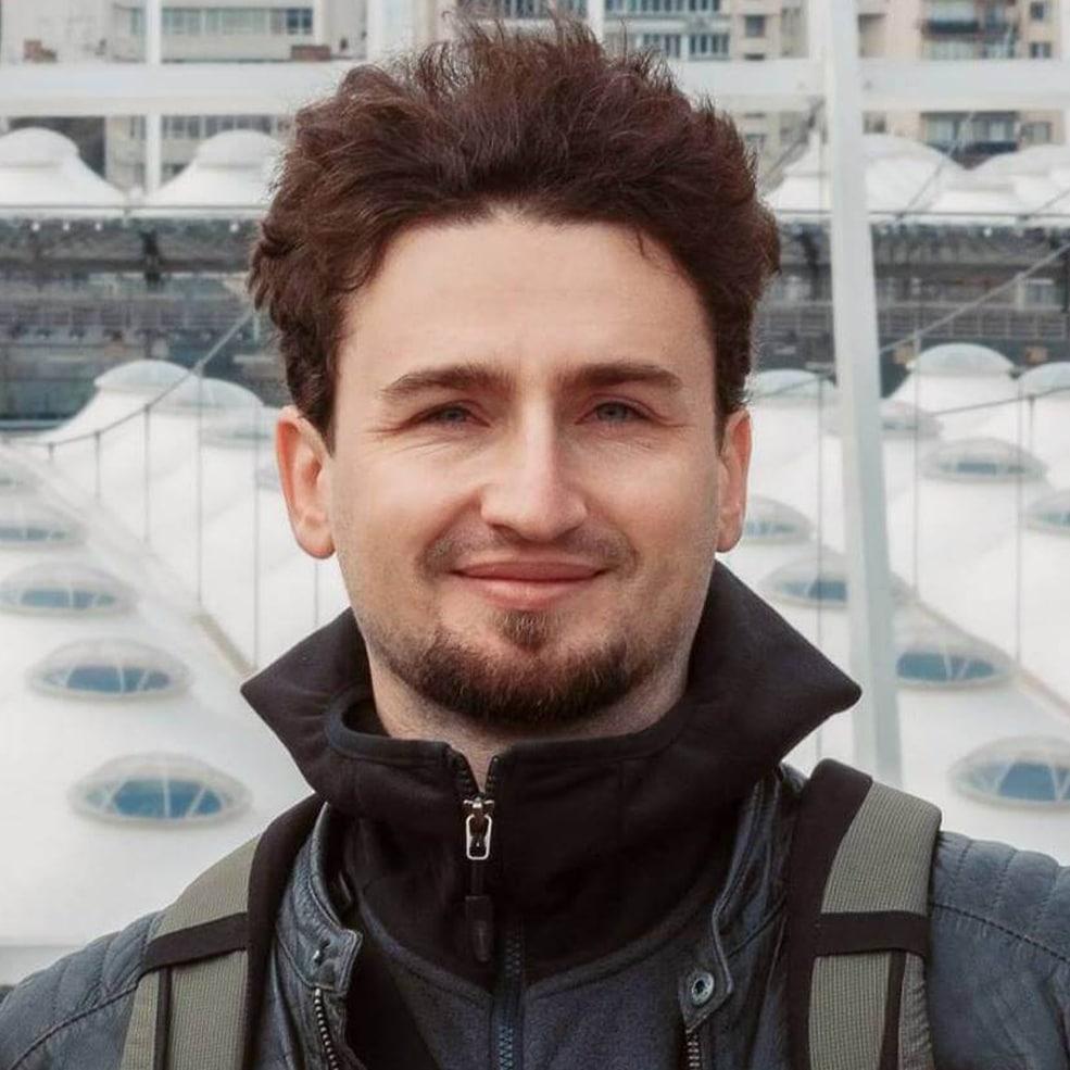 Ментор курсов CGI Bootcamp в Харькове Алексей Ганжела