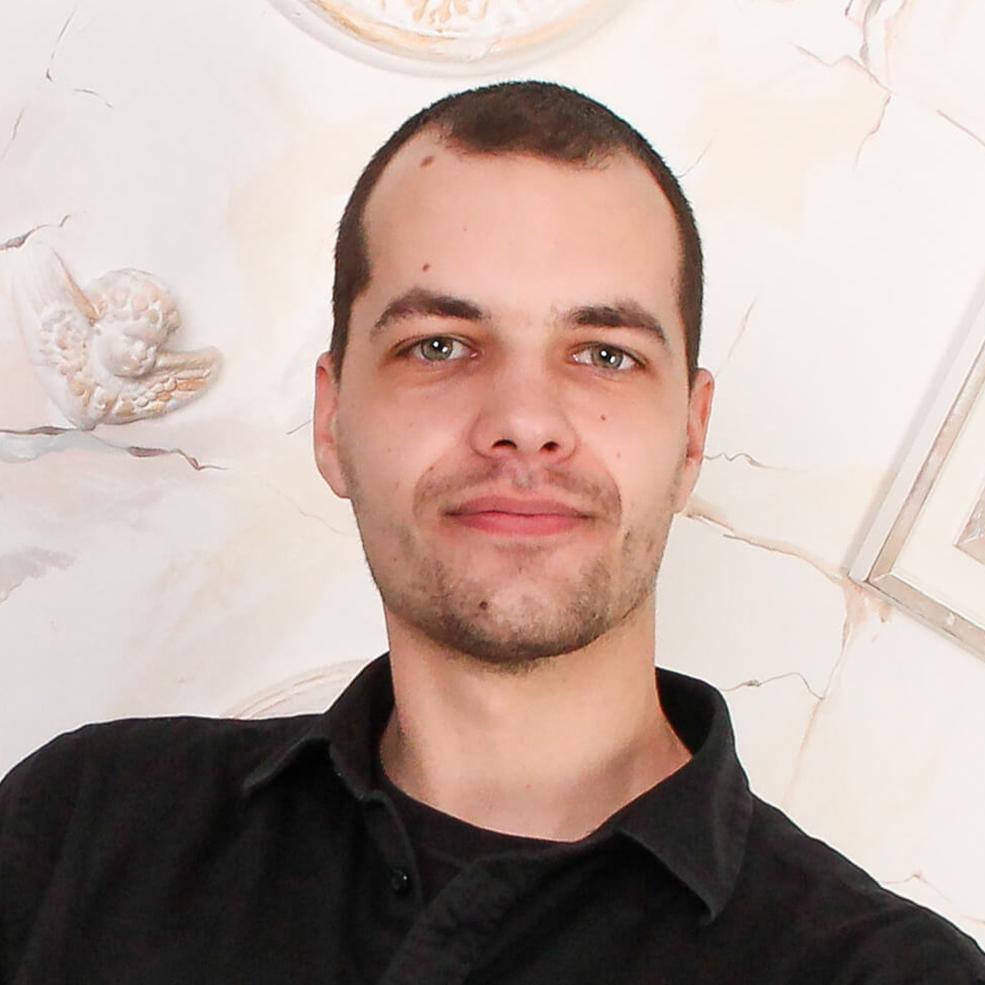 Ментор курсов CGI Bootcamp в Харькове Виктор Авербах